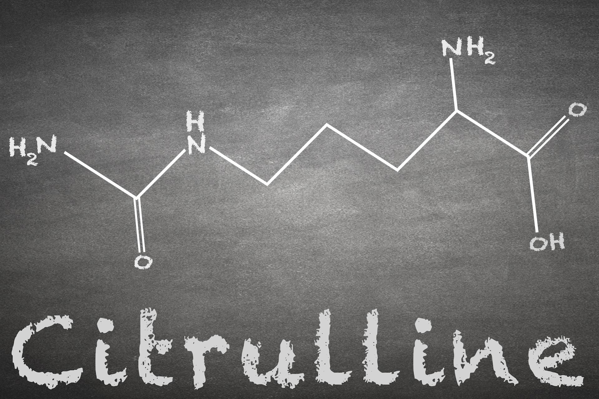 citrulline-molecule