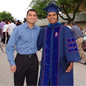 Dr. Jacob Wilson Graduation