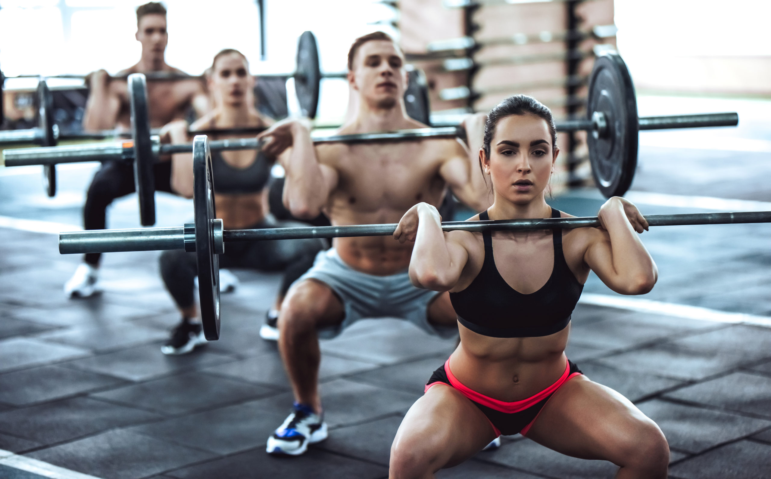 Gender Differences in Training
