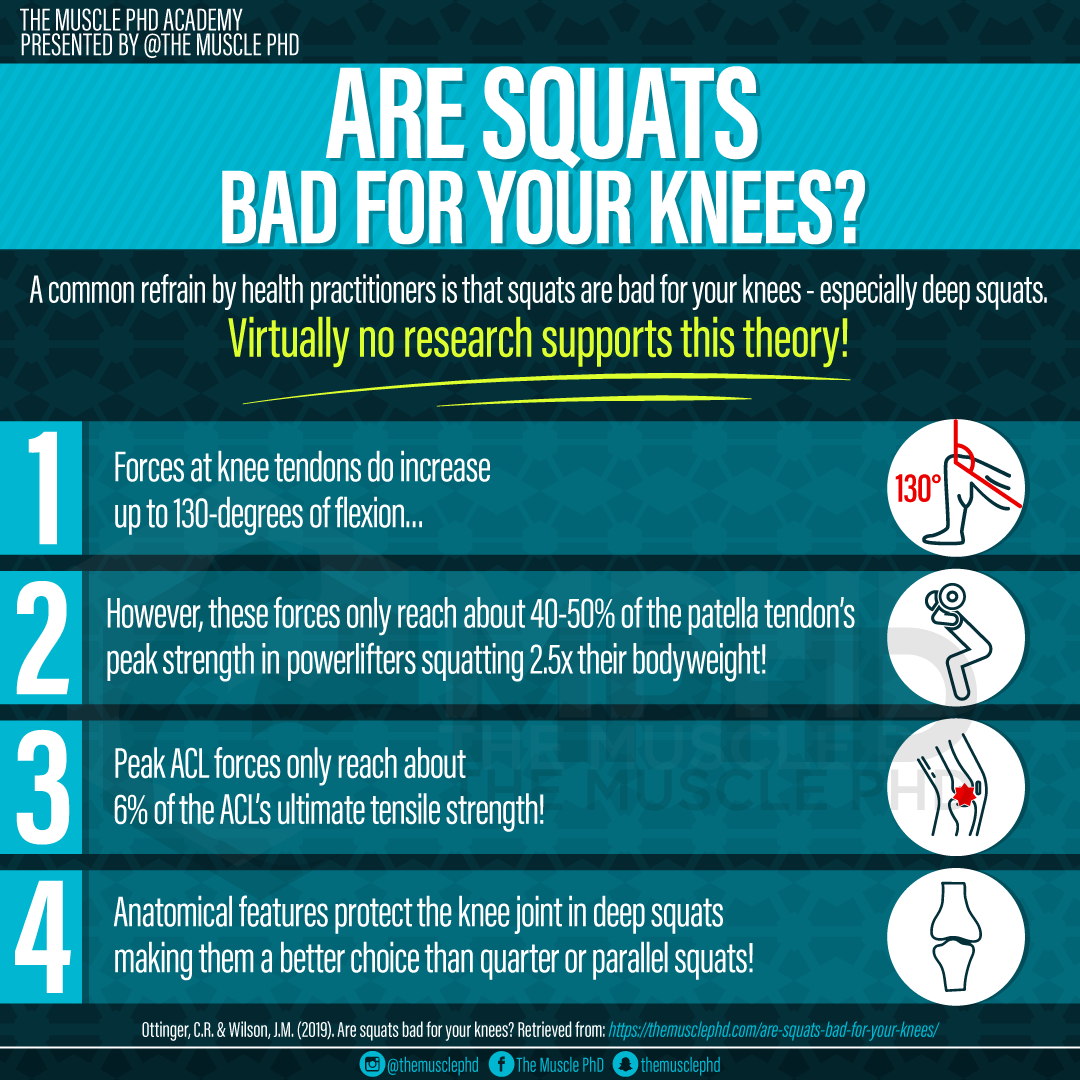 Squats and Knee Health