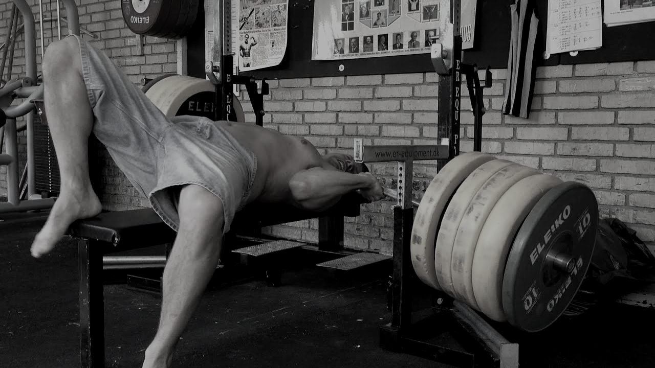 Bodybuilding Mishaps