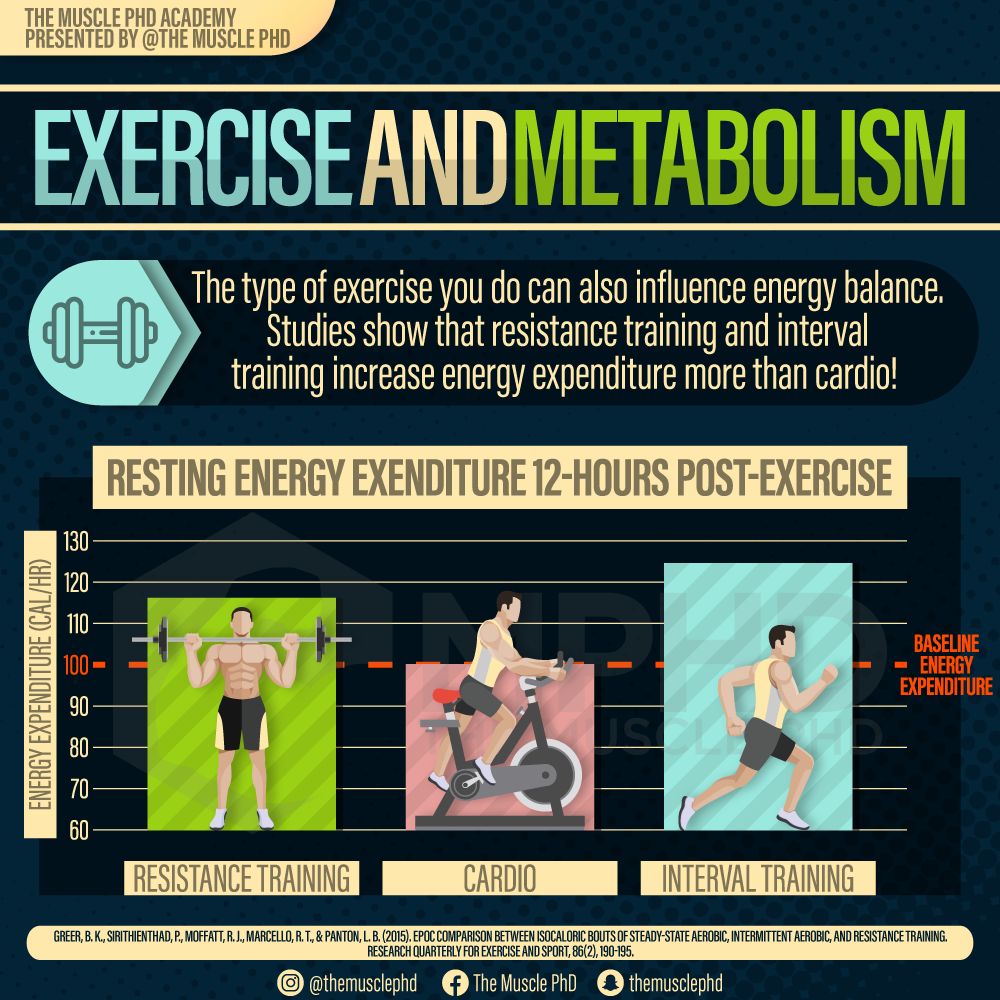 Exercise and Metabolism